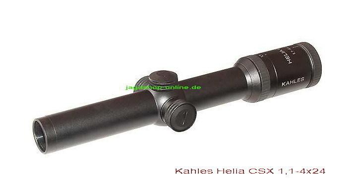 Kahles helia csx 1 1 4x24 drückjagdglas jagdshop online