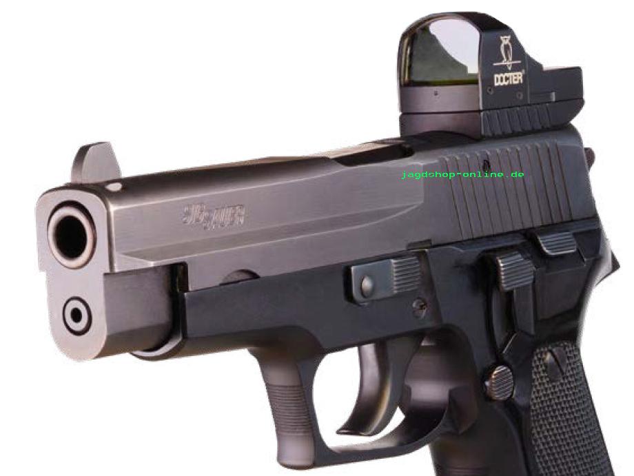 Eaw montage für kurzwaffen doctersight jagdshop online